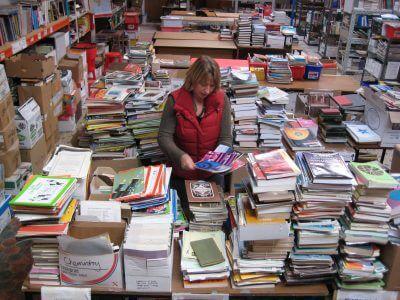Donate Books - Books Abroad