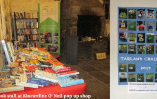 Kincardine O'Neil Bookshop Tarland Chair art